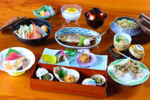 hiogiso kaiseki cuisine plan