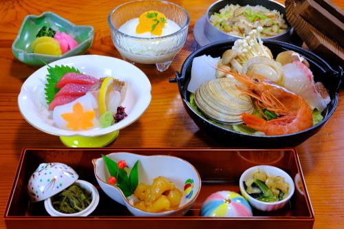 Seafood pot plan